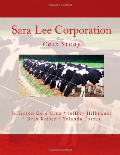 sara-lee-corporation-case-study