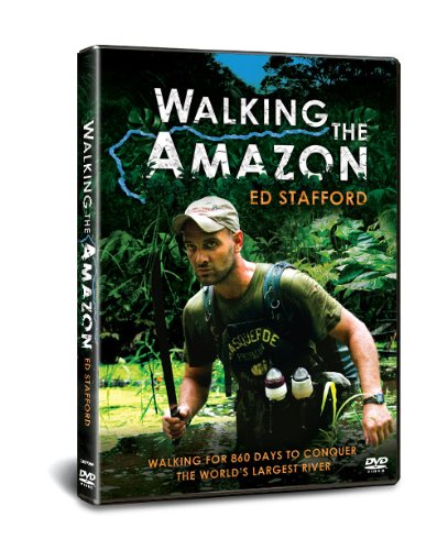 Walking the Amazon [DVD] [UK Import]