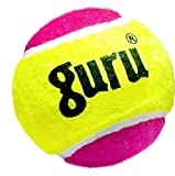 #5: Guru Heavy Weight Cricket Tennis Ball (Pack of 6, Color - Double)