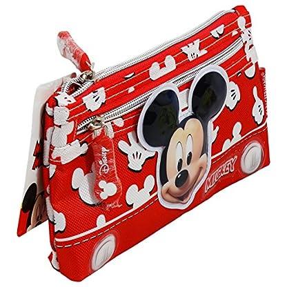 Disney Mickey Mouse Funny Estuche Escolar Làpices de colores Necesser
