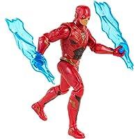 Justice League - Figura básica Flash, 15 cm (Mattel FNY56)