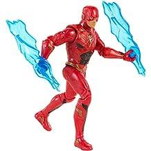 Justice League Figura básica Flash, 15 cm (Mattel FNY56)