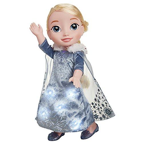 Frozen - Singende Winter-Elsa, Puppe (Frozen Cape Elsa)
