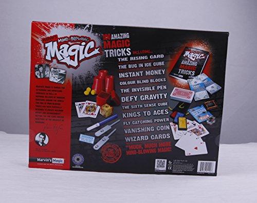 Marvins-Magic-54070-Zauberkasten-Marvins-100-unglaubliche-magische-Tricks