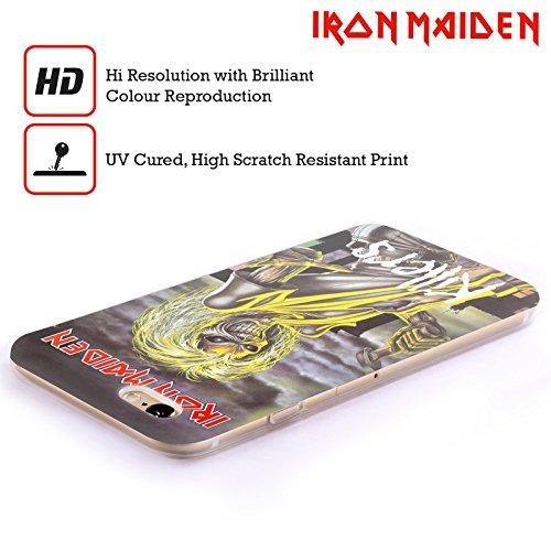 Ufficiale Iron Maiden FOTD Copertine Album Cover Morbida In Gel Per Apple iPhone 6 / 6s Killers