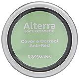 Alterra Cover & Correct Anti-Red 1 Stück Farbe 01: Green