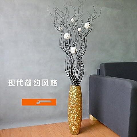 Tlue Tathtub La Mode Moderne Minimaliste Vase En Verre Set Home Furnishing Landing Frêne Salle De Mariage Décoration Décoration Décoration Vase