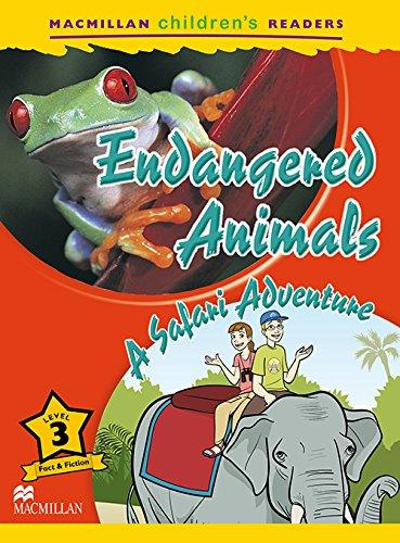 Macmillan Children's Readers Level 3. Endangered Animals. A Safari Adventure - 9780230443686
