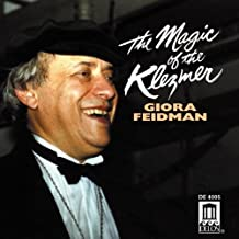 The Magic Of The Klezmer [Import anglais]