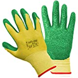TrustBasket Reusable,Heavy Duty Garden Hand Gloves