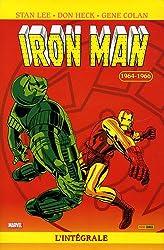 Iron Man l'Intégrale : 1964-1966