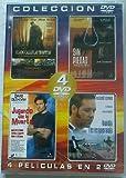 COLECCIÓN 4 PELÍCULAS EN 2 DVD /CUANDO CALLAN LAS TROMPETAS / SIN PIEDAD / JUGANDO CON LA MUERTE / HUIDA DESESPERADA