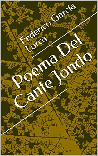 Descargar Poema Del Cante Jondo Federico García Lorca Pdf