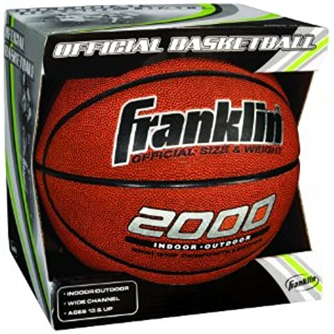 Franklin Sports Laminated Grip-Rite 2000 Basketball (Official B7) - Franklin Sport Grip