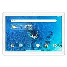 Lenovo Tab M10 25,5 cm (10,1 Zoll, 1280x800, HD, IPS, Touch) Tablet-PC (Qualcomm Snapdragon 429 Quad-Core, 2 GB RAM, 16 GB eMCP, Wi-Fi, Android 9) weiß