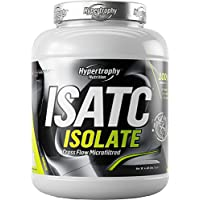 Hypertrophy Nutrition ISATC Isolate CFM - 2 Kg - Sabor: Chocolate