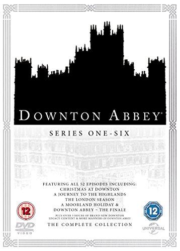 Downton Abbey: The Complete Collection [Edizione: Regno Unito] [Reino Unido] [DVD]