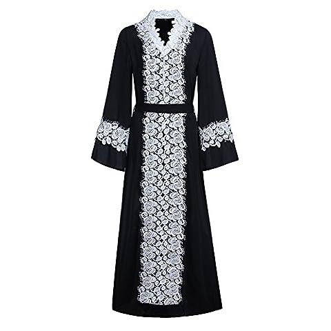 Dreamskull Muslime Muslim Abaya Dubai Kleid Muslimisch Islamisch Arab Arabisch