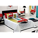 Colcha Bouti Beetle (Cama 105 cm, Color Unico)