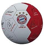 FC Bayern München Fußball Unterschriften Ball Mini *** Signature *** Gr. 1