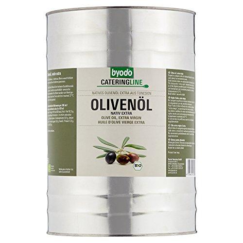 Preisvergleich Produktbild Byodo Bio Olivenöl nativ extra,  5 l