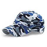GADIEMENSS Sports Hat Breathable Outdoor Run Cap Camo Baseball caps