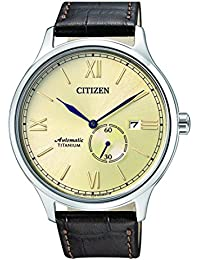 Citizen Herren-Armbanduhr NJ0090-13P