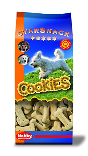 Artikelbild: Nobby 69915 StarSnack Cookies Duo Bones Karton, 10 kg