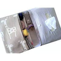 Windeltasche / Wickeltasche / Bestickbar / Versandfertig / Wickeltasche XXL/ Windeltasche handmade / Windeltasche mit Namen