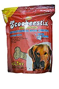 Scoobeestix Chicken Flavour Nutritional Dog Chew 450 Grams