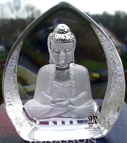crystal figurine Buddha