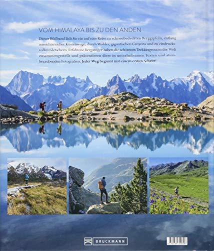 Weit wandern: Die 40 schönsten Trekkingrouten der Welt. Das besondere Trekking-Buch für Outdoor-Fans. Mit den schönsten Zielen – von den Alpen über Skandinavien bis Nepal. Ideal auch als Handbuch.: Alle Infos bei Amazon