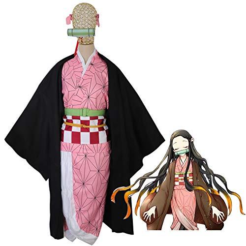 Halloween Kostüm Thing 1 Und Sache 2 - HHNN Dämonentöter: Kimetsu No Yaibar Kamado