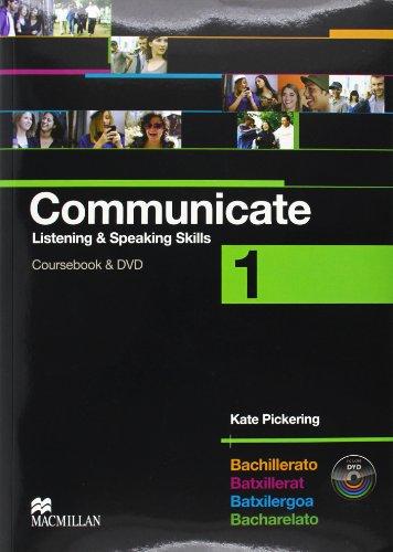 COMMUNICATE Coursebook 1 Pk - 9780230422032