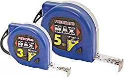 FREEMANS Max 3m:16mm Measuring Tape + Max 5m:13mm Measuring Tape