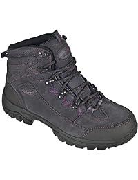 Trespass - Botas de montaña / Caminar con piel de ante Modelo Tutti Mujer Señora - Walking/Trekking/Hiking