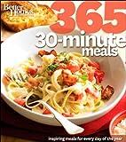 Better Homes & Gardens 365 30-minute Meals