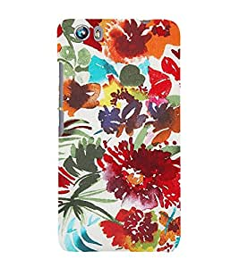 Wonderful Painting 3D Hard Polycarbonate Designer Back Case Cover for Micromax Canvas Fire 4 A107