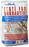 Buschbeck Feste Fuge Unkrautfrei BASALT GRAU 20kg-Sack (1,75€/kg)