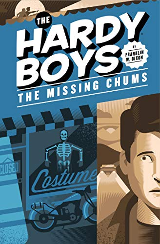 Hardy Boys 04: The Missing Chums (The Hardy Boys Book 4) (English Edition)