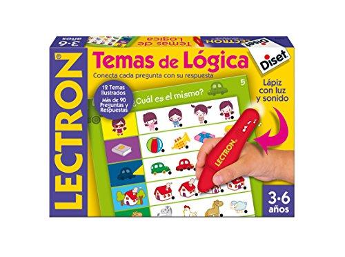 Diset 63882 - Lectron Lapiz Temas De Logica