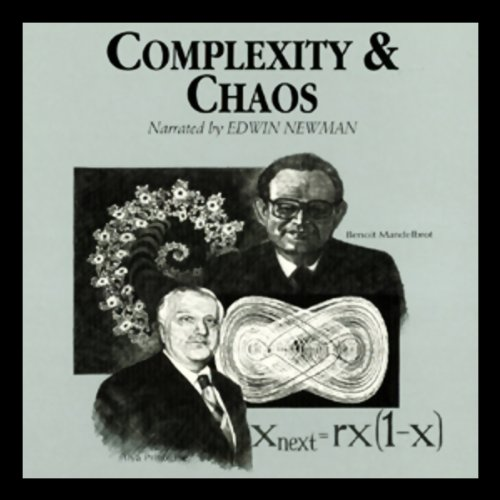 Complexity and Chaos  Audiolibri