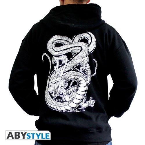 ABYstyle abystyleabyswe008-m Abysse Dragon Ball DBZ Shenron Man Sweat Shirt (mittel)