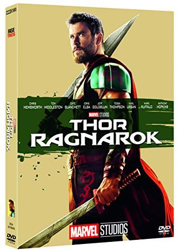 Marvel 10º Thor Ragnarok [DVD]