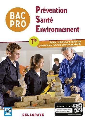 Prvention Sant Environnement (PSE) 1re Bac Pro (2016) - Pochette lve