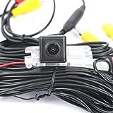 ZWNAV Rückfahrkamera, wasserdicht, CCD, für Ford Mondeo, S-Max, Kuga, Focus, Fiesta, Transit, Galaxy, HD, 170 ° Weitwinkel, Parkkamera