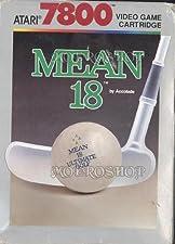 Mean 18 Ultimate golf- Atari 7800 - PAL