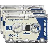 Grundig ggm4500diktiergeraete-Accessori Micro cassetta di MC453pezzi