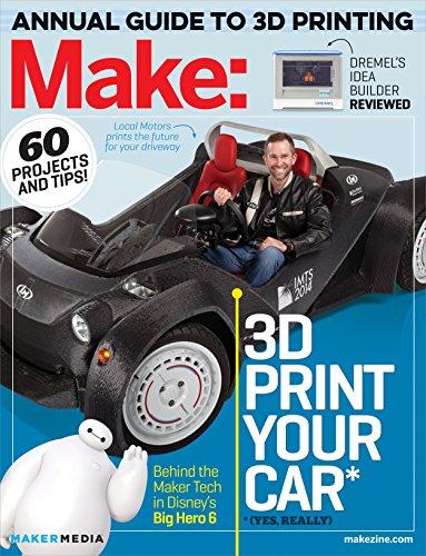 42-drucker (Make: Technology on Your Time Volume 42: 3D Printer Buyer's Guide)