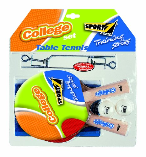 College set SPORT ONE ping pong rete palle racchette